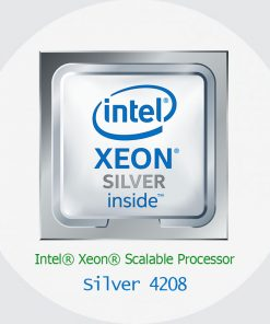 پردازنده سرور اچ پی Intel Xeon Silver 4208