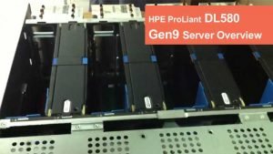 نقد و بررسی سرور HPE ProLiant DL580 Gen9