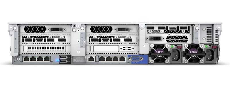 نقد و بررسی سرور HPE ProLiant DL380 Gen10