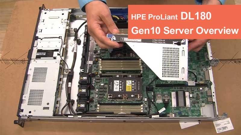 سرور HPE ProLiant DL160 Gen10