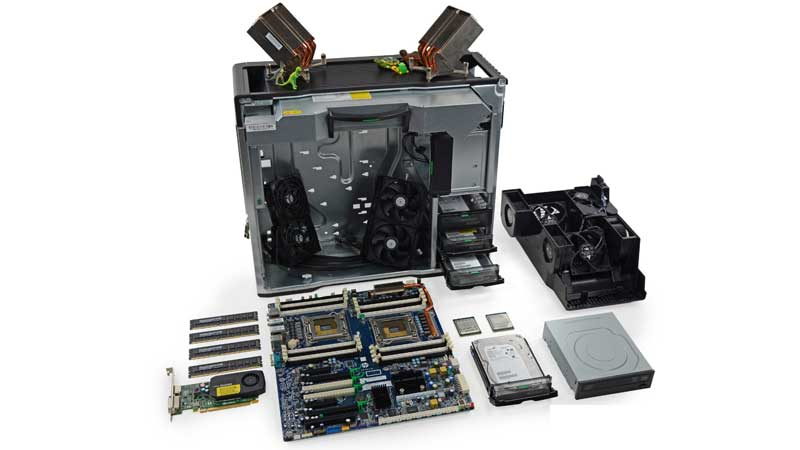 سیستم ورک استیشن اچ پی Z820
