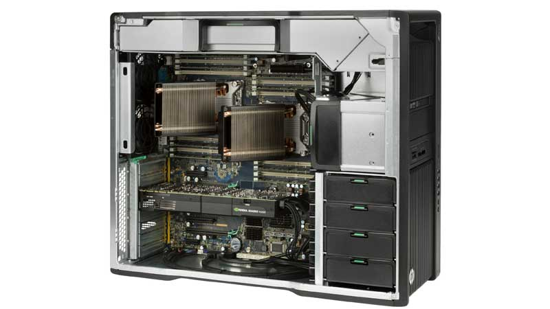 نقد و بررسی ورک استیشن Z840 HP اچ پی