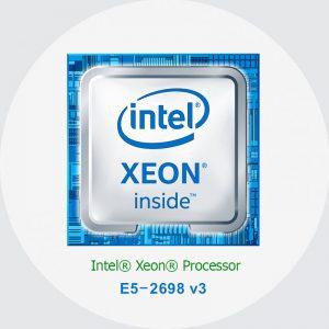پردازنده سرور اچ پی Intel Xeon E5-2698 v3