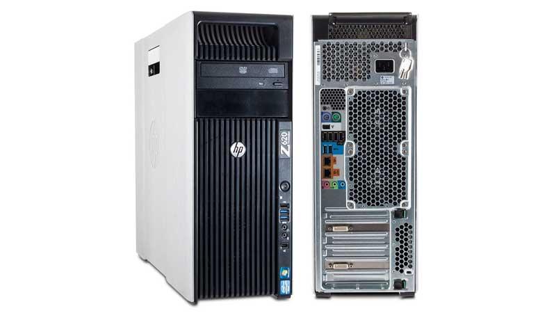 ورک استیشن اچ پی مدل HP Z620