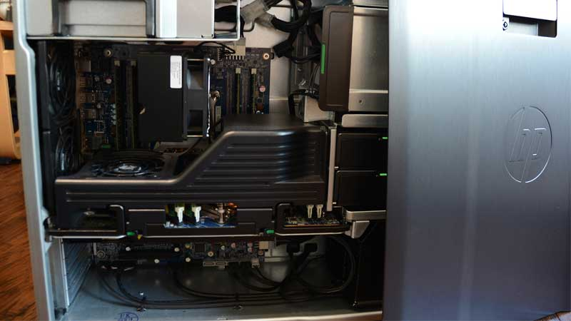 ورک استیشن ایستاده اچ پی مدل HP Z640
