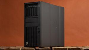 ورک استیشن اچ پی HP Z840 - قدرتمندترین ایستگاه کاری