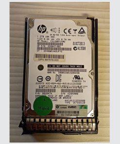 هارد اچ پی HP HDD 1.2Tb sas 6g 10k 2.5 inch