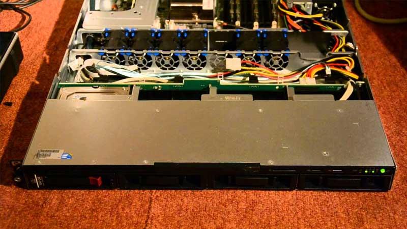 سرور HPE ProLiant DL160 Gen6