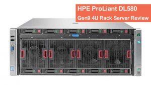 سرور اچ پی مدل HPE ProLiant DL580 Gen9 4U