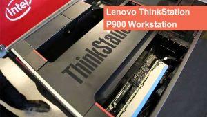 ورک استیشن لنوو مدل Lenovo ThinkStation P900