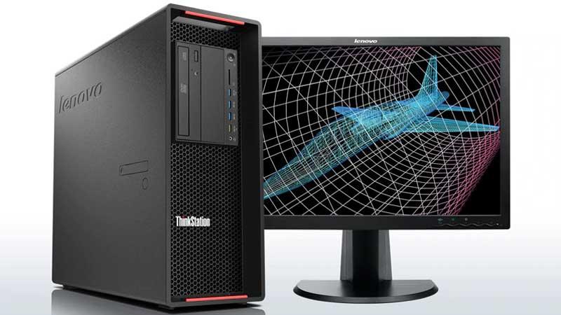 ورک استیشن لنوو مدل Lenovo ThinkStation P500