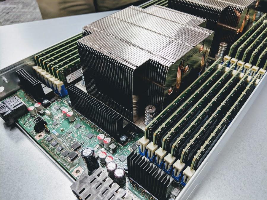 بررسی پردازنده های نسل دوم اسکالیبل اینتل زئون Intel Xeon Scalable