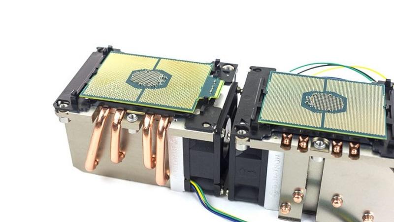 بنچمارک پردازنده اینتل Intel Xeon Gold 6148