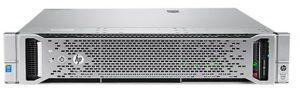 مقایسه سرور اچ پی HP ProLiant DL360 G9 با DL380 G9 – سرورهای نسل 9 اچ پی