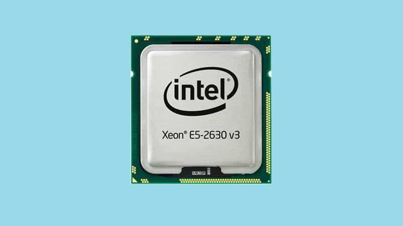 مشخصات پردازنده E5-2630 وی 3 (Intel Xeon E5-2630 v3)
