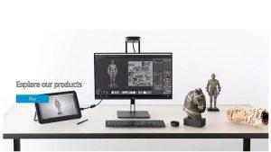 6 تا از بهترین ورک استیشن های HP برای اجرای نرم افزارهای مدل سازی سه بعدی