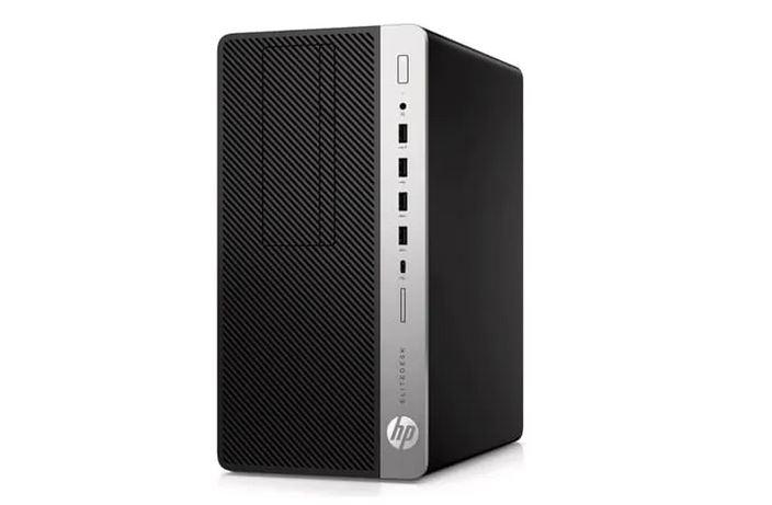 ورک استیشن میکرو تاور HP EliteDesk 705 G4