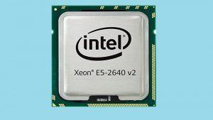 مشخصات پردازنده 2640 وی دو (Intel Xeon E5-2640 v2)