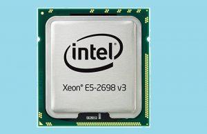 مشخصات پردازنده 2698 وی 3 (Intel Xeon E5-2698 v3)