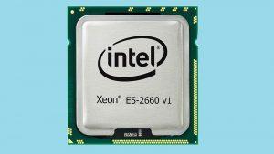 مشخصات پردازنده 2660 وی 1 (Intel Xeon E5-2660 V1)