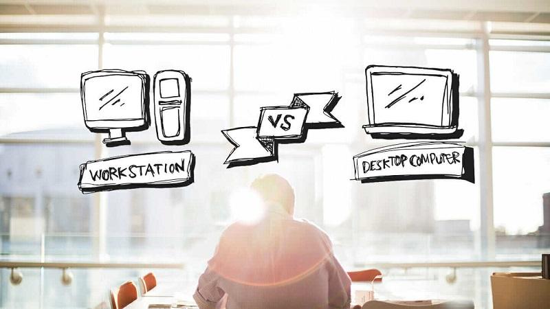 ورک استیشن چیست؟ آیا باید کامپیوتر دسکتاپ بخریم یا ایستگاه کاری؟