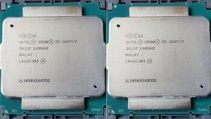 مشخصات پردازنده 2697 وی 3 (Intel Xeon E5-2697 v3)