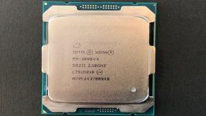 پردازنده سرور اچ پی E5-2695 وی 4 (Intel Xeon E5-2695 v4)