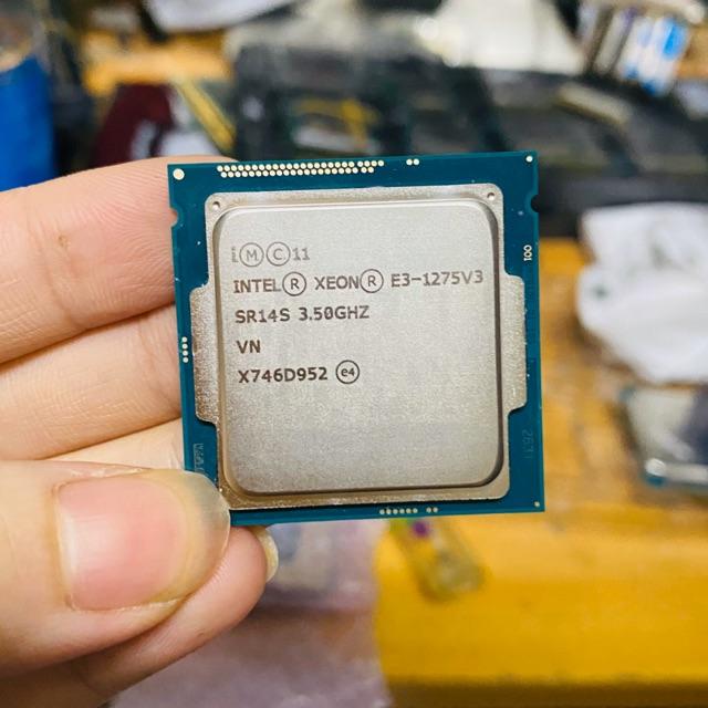مشخصات پردازنده E3-1275 وی 3 (Intel Xeon E3-1275 v3)