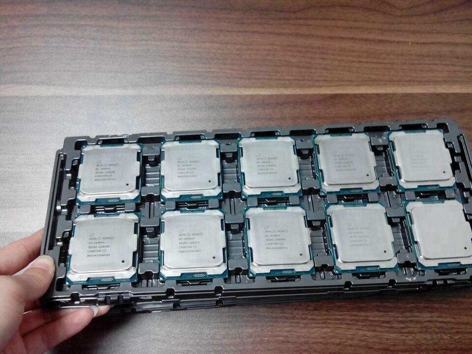 مشخصات پردازنده سرور اچ پی E5-2650 وی 4 (Intel Xeon E5-2650 v4)
