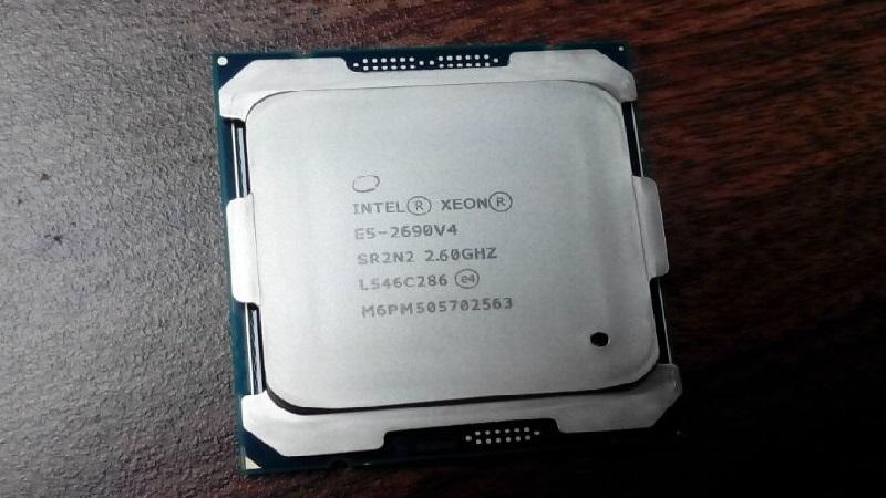 مشخصات پردازنده سرور اچ پی E5-2690 وی 4 (Intel Xeon E5-2690 v4)