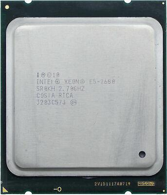 مشخصات پردازنده E5-2680 وی 1 (Intel Xeon E5-2680 V1)