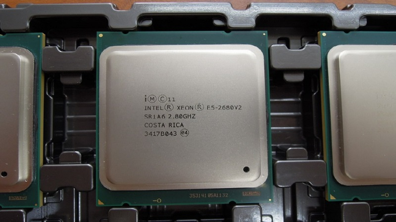 مشخصات پردازنده 2680 وی 2 (Intel Xeon E5-2680 v2)