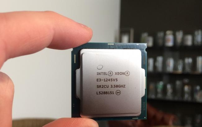 مشخصات پردازنده سرور اچ پی مدل E5-1245 وی 5 ( Intel Xeon E5-1245 v5)
