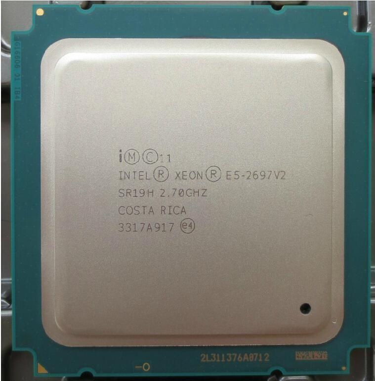 مشخصات پردازنده 2697 وی 2 (Intel Xeon E5-2697 v2)