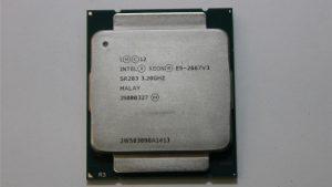 پردازنده سرور اچ پی E5-2667 وی 3 (Intel Xeon E5-2667 v3)