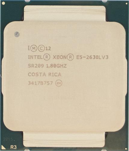 مشخصات پردازنده سرور اچ پی مدل E5-2630L وی 3 (Intel Xeon E5-2630L v3)