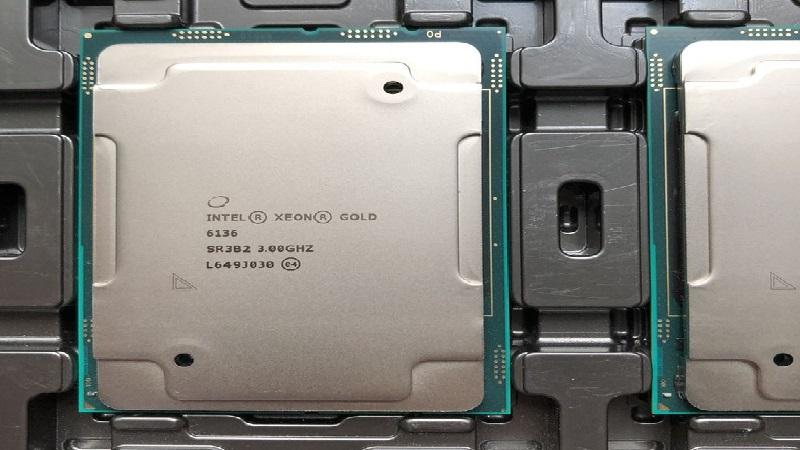 مشخصات پردازنده گلد 6136 زئون اینتل (Intel Xeon Gold 6136)