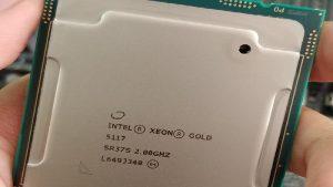 مشخصات پردازنده گلد 5117 زئون اینتل (Intel Xeon Gold 5117)