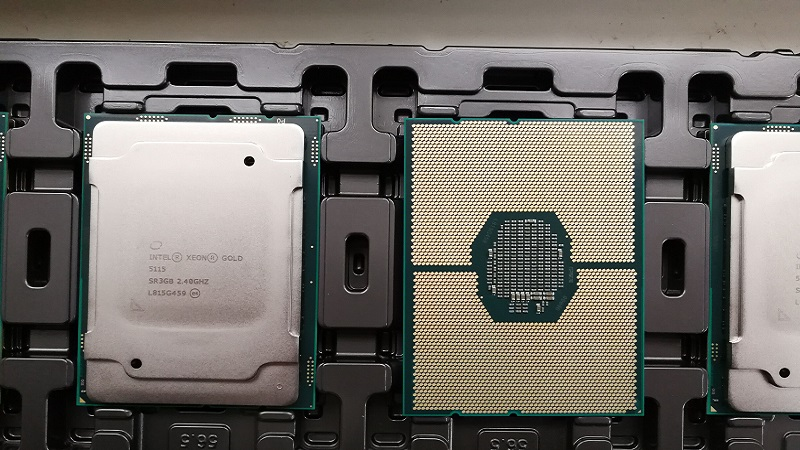 مشخصات پردازنده گلد 5115 زئون اینتل (Intel Xeon Gold 5115)