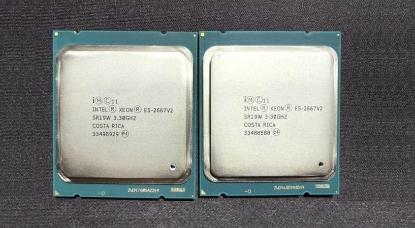 مشخصات پردازنده 2667 وی 2 (Intel Xeon E5-2667 v2)