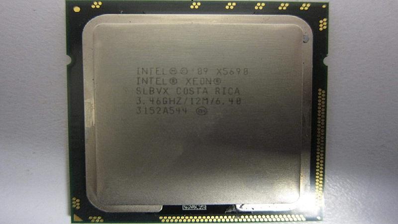 مشخصات پردازنده ایکس 5690 اینتل (Intel Xeon Processor X5690)