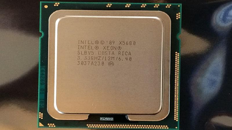 مشخصات پردازنده ایکس 5680 (Intel Xeon X5680)