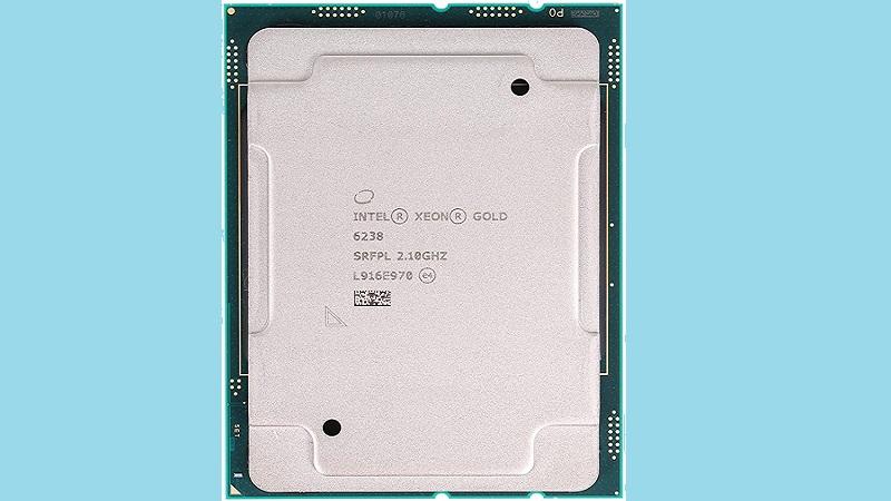 مشخصات پردازنده گلد 6238 زئون اینتل (Intel Xeon Gold 6238)