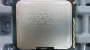 مشخصات پردازنده ای 5620 اینتل (Intel Xeon Processor E5620)
