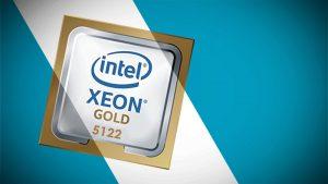 مشخصات پردازنده گلد 5122 زئون اینتل (Intel Xeon Gold 5122)