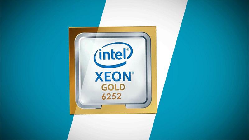 مشخصات پردازنده گلد 6252 زئون اینتل (Intel Xeon Gold 6252)