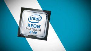 مشخصات پردازنده زئون پلاتینیوم 8160 اینتل ( Intel Xeon Platinum 8160 )