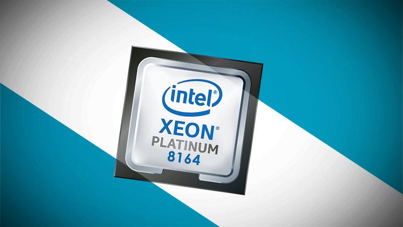 مشخصات پردازنده زئون پلاتینیوم 8164 اینتل ( Intel Xeon Platinum 8164 )