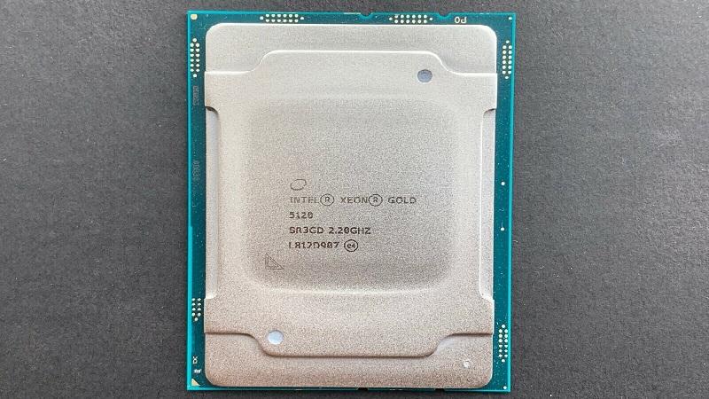 مشخصات پردازنده گلد 5120 زئون اینتل (Intel Xeon Gold 5120)