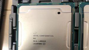 مشخصات پردازنده گلد 6138 زئون اینتل (Intel Xeon Gold 6138)
